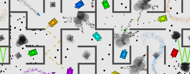 Tank Trouble 2 – Play With Friends